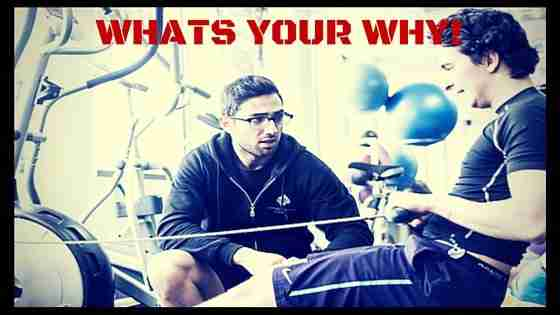 Whats Your WHY!