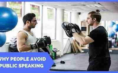Why People Avoid Public Speaking