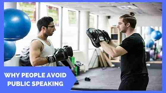 Why People Avoid Public Speaking
