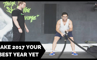 Make Your 2017 Your Best Year Yet