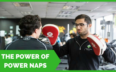The Power of Power Naps